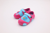 Little Kids EVA Cartoon Fuchia And Torquise Clogs Sandals
