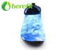 Cute Kids Sky-blue Printing Water Shoes for Surfing