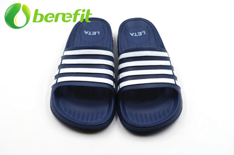 Slippers for Men with EVA Upper And Sole for Bathroom