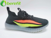 Casual Shoes for Men with PVC Injected Shoes And Breathable Flyknit Upper