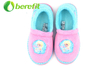 Baby Girl Shoes And Toddler Girl Shoes in Fur Upper And TPR Sole with Wide Feet