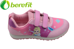 Frozen Pink Toddler Girl Shoes