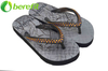 Anti-slip Summer Frozen Black Children Flip Flops