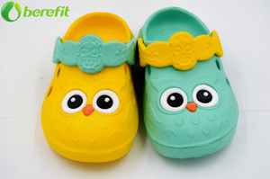 Toddler Children Animal Bird Shape Closed Toe EVA Clog